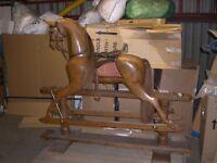 Beautiful Rocking Horse.