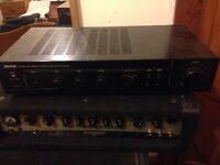 Denon Pma 250se II hi fi amplifier