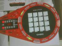 Casio Trackformer XW-P1 DJ New Synthesizer/sampler/drum machnine