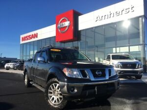 2012 Nissan Frontier SL LEATHER, BF GOODRICH TIRES, TONNEAU COVE