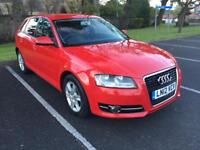 Audi A3 1.6 TDI Sports back facelift