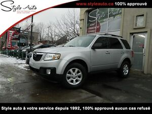2009 Mazda Tribute GX V6 AWD
