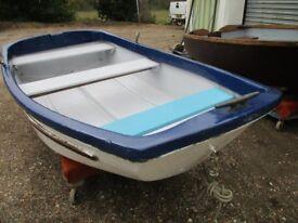 8ft6 grp dinghy
