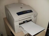XEROX Phaser 8560 Colour solid ink printer.
