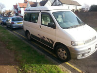 MAZDA BONGO 2.5 TURBO DIESEL POP TOP 1996 £3000