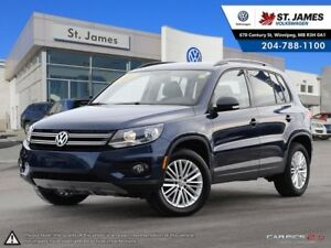 2016 Volkswagen Tiguan Special Edition W/ Navigation package
