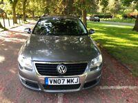 2007 Volkswagen Passat 2.0 TDI Sport 5dr Full Service History HPI Clear New Flywheel @07541423568@