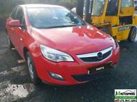 Vauxhall Astra J 1.7cdti ***BREAKING ONLY PARTS Jm Autospares