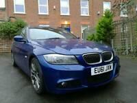 BMW320D Sport Plus Touring Blue Edition