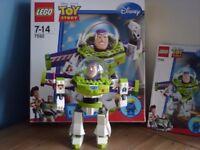 Lego Disney Toy Story Buzz Lightyear 7592