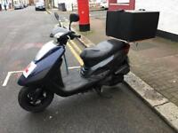 Yamaha Vity 125 2011 - 1 Year MOT - £750