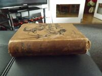 TWO AFRICAN TRIPS BY EDWARD BUXTON 1902 SIGNED