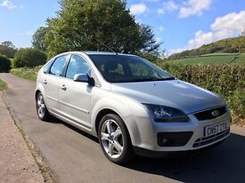 Excellent condition Ford Focus Zetec 1.8