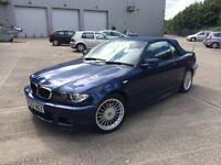 BMW 3 SERIES CONVERTIBLE FACELIFT M SPORT 2004