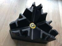 CycleOps Front Wheel Riser Block