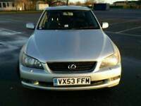 Lexus IS200 SPORTCROSS, sport estate