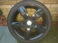 Seat leon fr alloy wheels