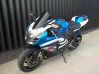 2014 Suzuki GSXR L4 LOW MILES Akrapovic Exhaust System May Px / Swap Finance Available