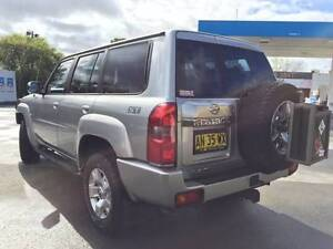 2006 Nissan patrol 4.2 factory turbo intercooler wagon.td42.GU IV Berwick Casey Area Preview