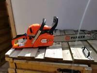 Parker 62cc chainsaw