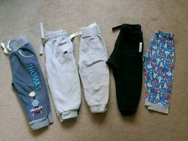 12-18 month joggers