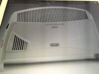De longhi 3kw heater with timer