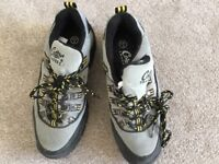 Cotton Trader Hiking Shoes Size 4