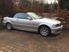 BMW3 series convertible