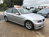 2007 BMW 318D 3 Series 5 Door **FINANCE AND WARRANTY** *a4,passat,leon)