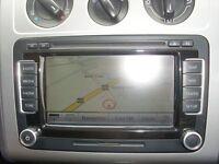 VW Golf / Touran / Jetta RNS510 Stereo Sat. Nav Version B