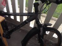 Trek 4300 .24 speed mountain bike