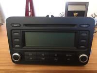 Mk5 golf Stereo