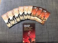 £40 of Theater Tokens (Valid at all major UK theaters)