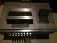 JVC HR-3660 EK Cassette Recorder Vintage Rare 70s VCR ONO
