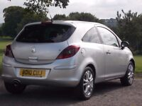 VAUXHALL CORSA 1.2 LOW MILEAGE 58,000 ONLY! 12 MONTH M.O.T EXCELLENT CONDITION