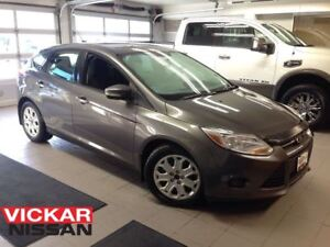 2013 Ford Focus SE/1 OWNER LOCAL TRADE!!