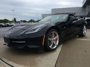 2015 Chevrolet Corvette 3LT Convertible|Navigation|Leather|Bose