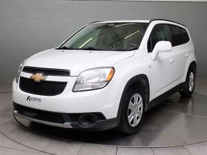 2012 Chevrolet Orlando LT A\C 7 PASSAGERS
