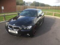 BMW 3 Series Metal Roof Convertible (2006 - 2010) E93 2.0 320i M Sport Highline 2dr Full BMW History