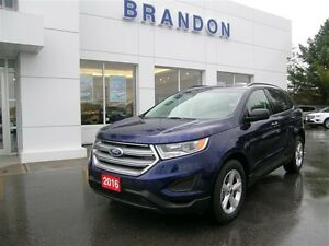 2016 Ford Edge SE - FWD **Ecoboost Engine**18 Inch Aluminum Whee