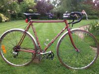 58 cm Ray Inkley Vintage Road Bike Racer Reynolds 531 Tube