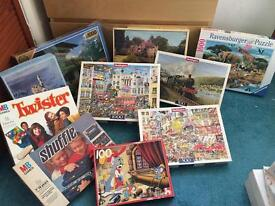 Bundle of puzzles and games