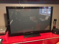 50 inch Panasonic 3D Full HD TV