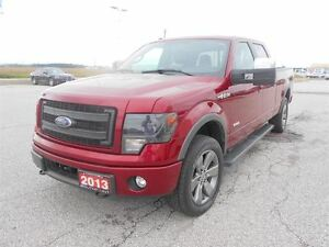 2014 Ford F-150 FX4 SuperCrew 3.5L V6 EcoBoost long box Windsor Region Ontario image 9
