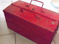 Toolbox and Various tools. ( BARGIN )
