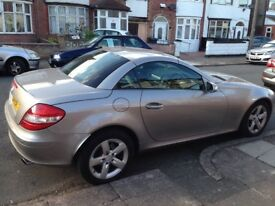 Mercedes SLK (convertible) 2005 Manual. EXCELLENT Condition