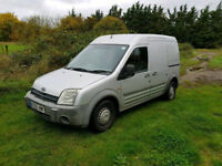 ++++QUICKSALE WANTED FORD TRANSIT CONNECT 2005 PLATE+++STARTS AND DRIVES GOOD WITH MOT+++