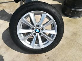 "Genuine BMW 17""alloy for sale"