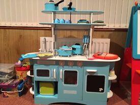 ELC wooden kitchen