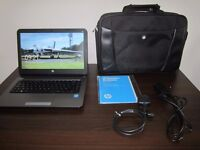 """HP LAPTOP 14"""" 240 G3 NOTEBOOK INTEL N2840,,500GB WINDOWS 8.1, HD SCREEN. ONLY 7 MONTHS OLD AS NEW"""